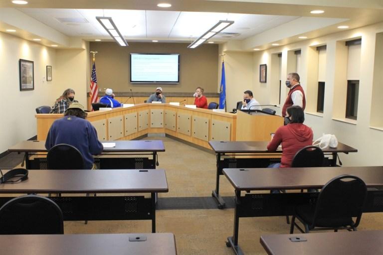 Bartlett grants highlight January Board of Education Meeting