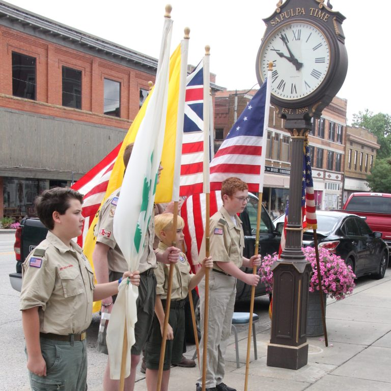 Flag Day observance set for Saturday, June 12th