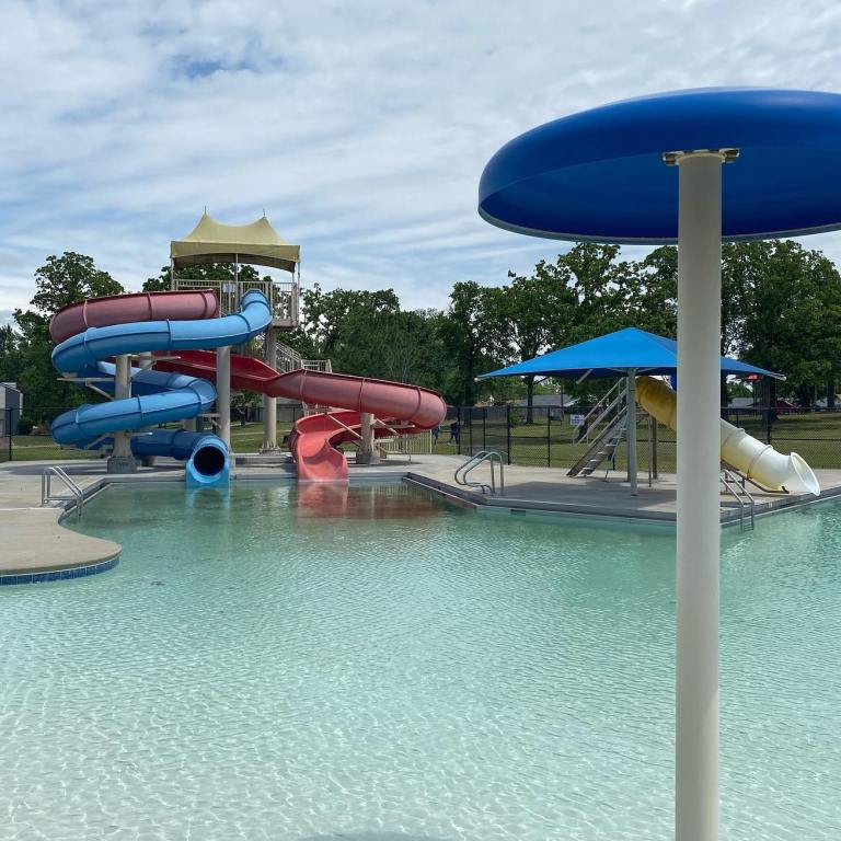 Sapulpa Aquatics Center gate admission is $1.00 off, this weekend only!
