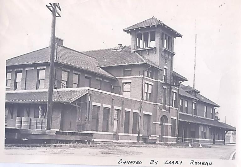 Sapulpa's Railroad History: The demise of the Harvey House