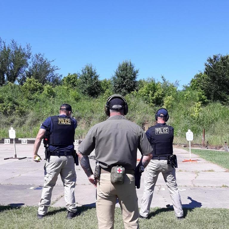 Sapulpa officers receive survival shooting training