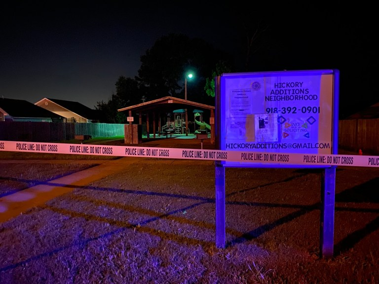 One person injured in shooting at Hickory South Addition