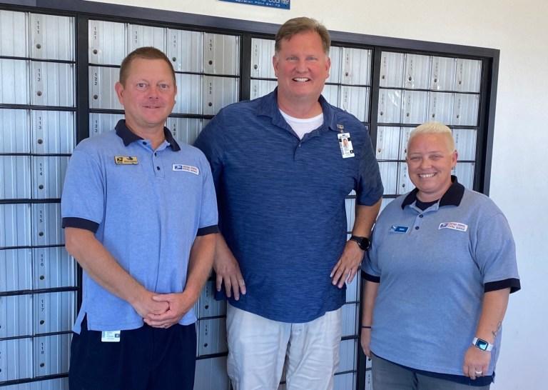Community Heroes: The Sapulpa Post Office