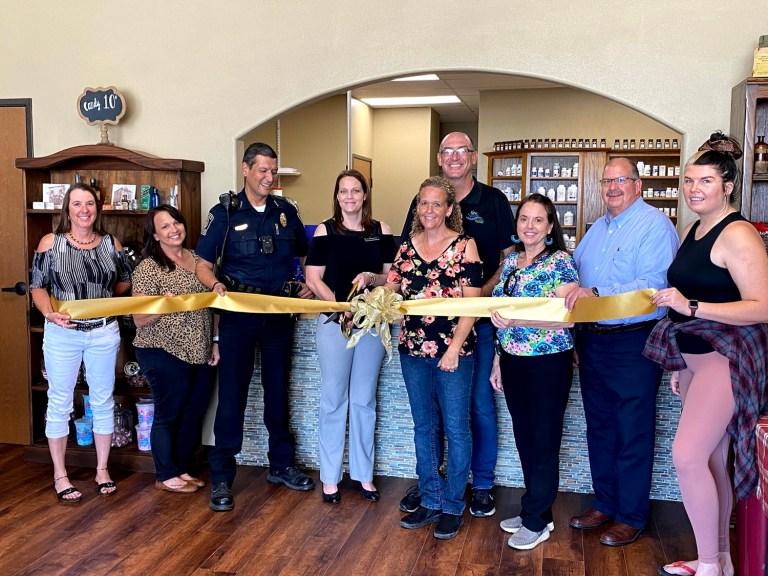 New Spring Pharmacy brings old-school drugstore charm to Kiefer