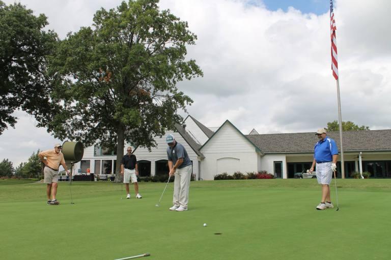 Foundation golf tourney set for Sept. 13