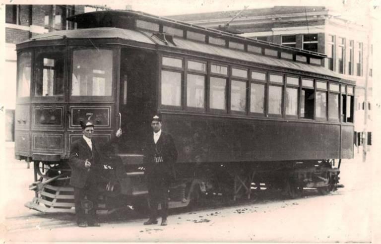 Sapulpa History: The Sapulpa and Interurban Trolley Line (part 2)