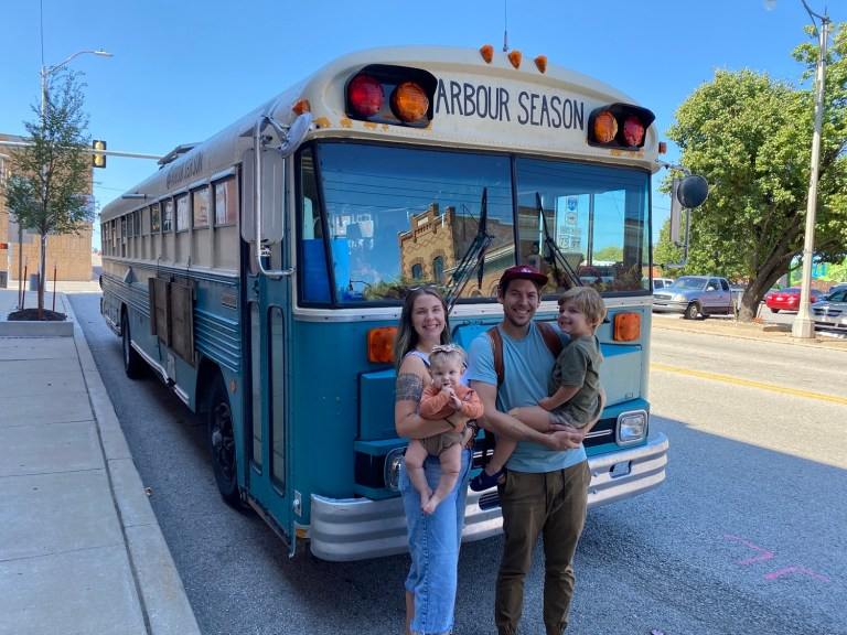 All about that road life: traveling music family makes a stop in Sapulpa