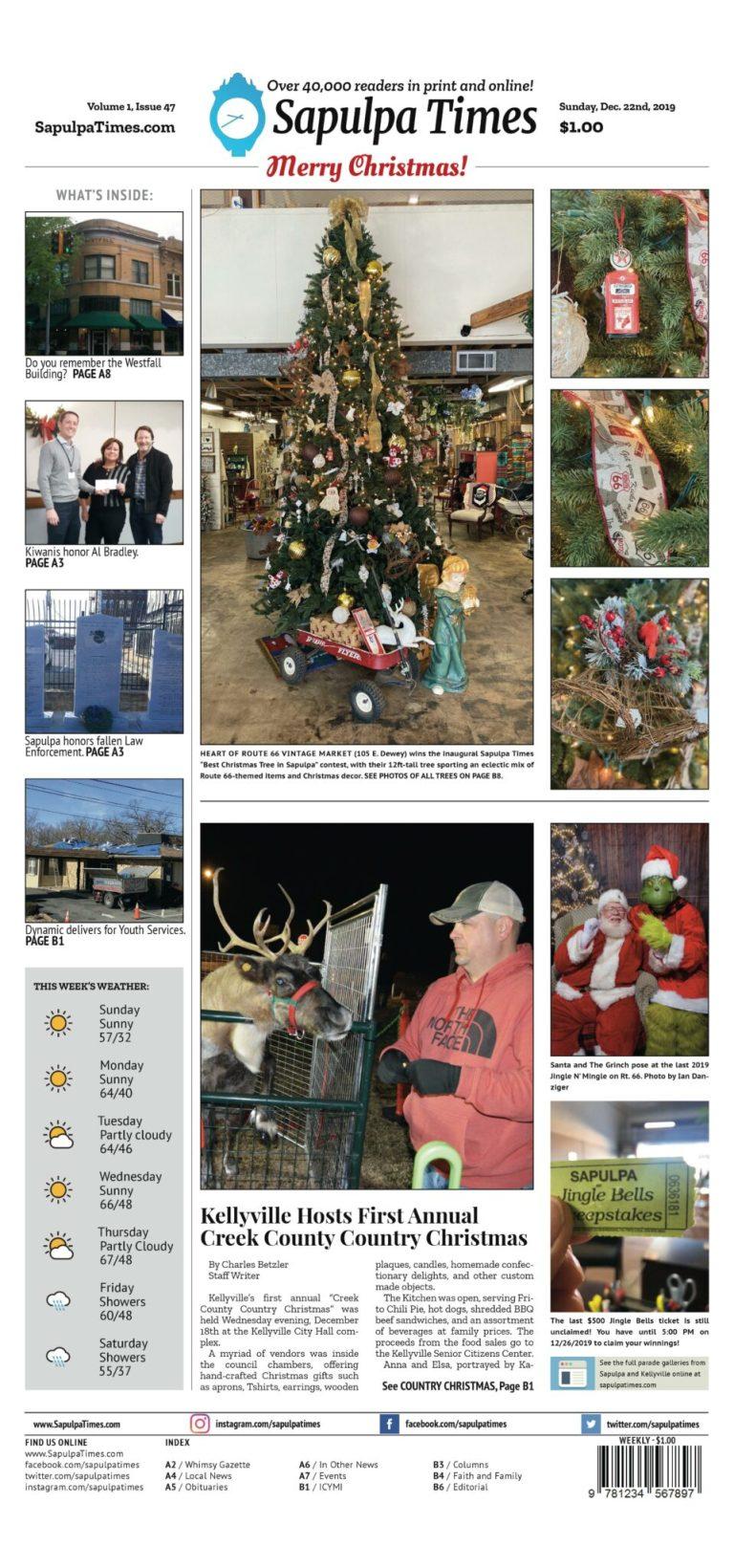 Sapulpa Times Digital Edition 12/22/2019