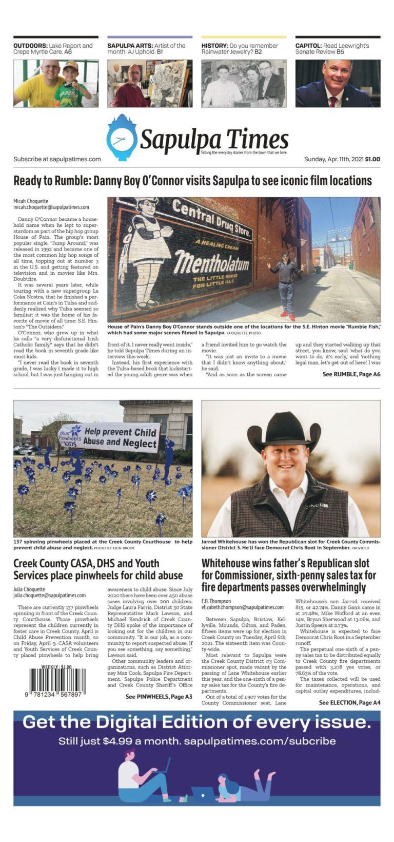 Sapulpa Times Digital Edition 04/11/2021