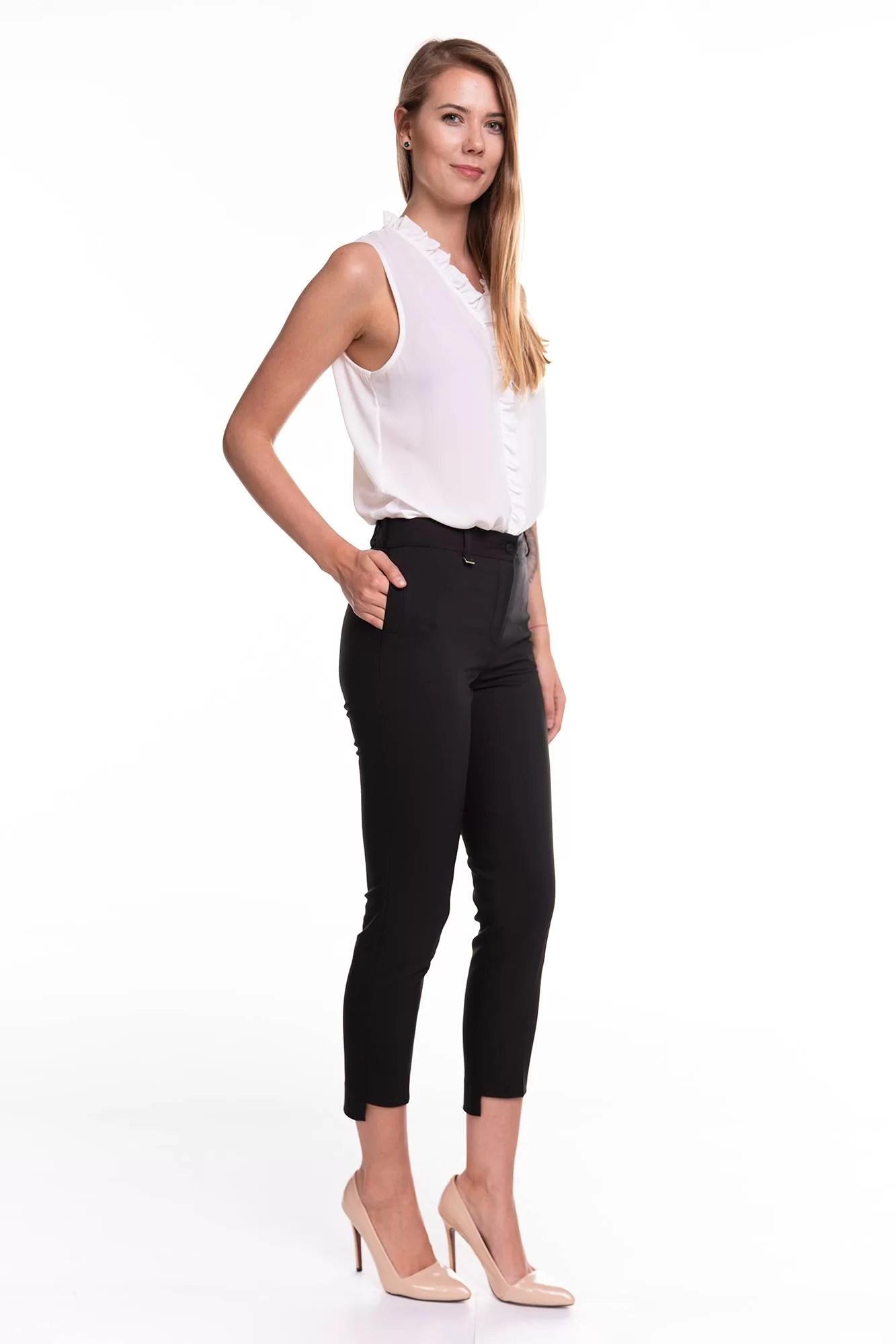 Spodnie Rozenki Czarne