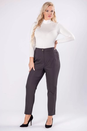 Spodnie Milano Czarne