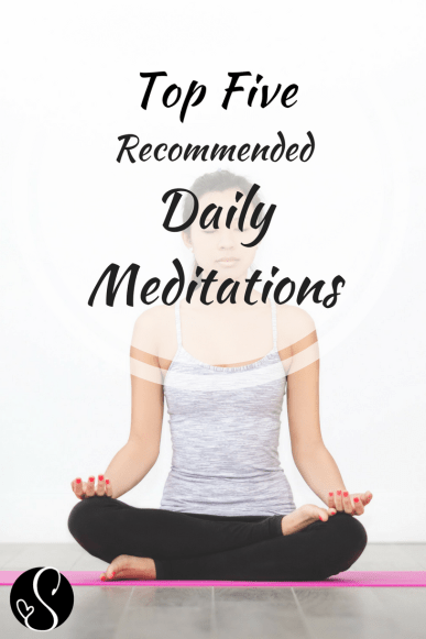 My top 5 most recommended guided meditations for both beginners and veterans to help improve mental health, mindfulness, and contribute to your overall self-care