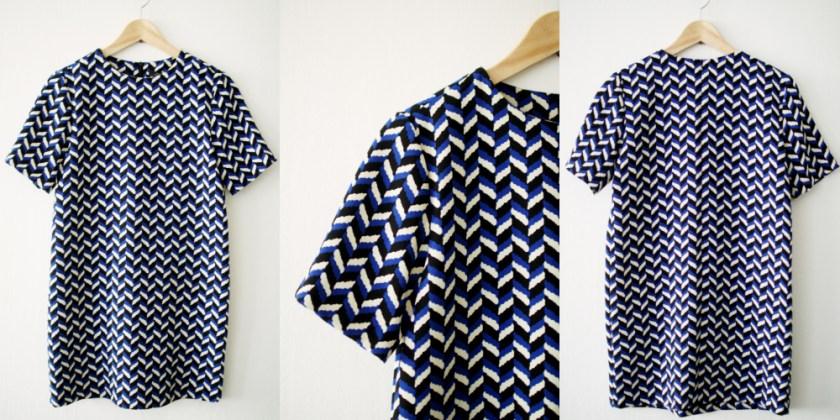 5 – klänning från zara