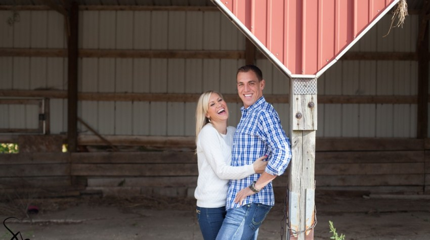 Rockford, Illinois Engagement photography | Sara Anne Johnson