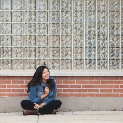 Samira | Rockford, Illinois Senior Portrait Photographer