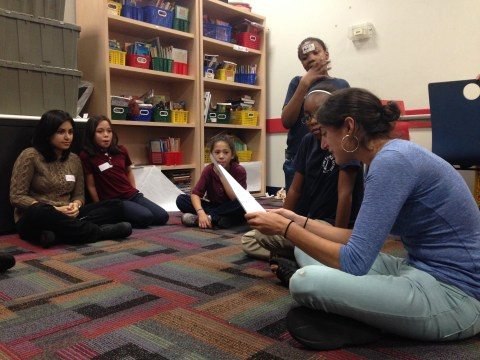 Girls Science Club