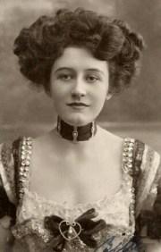 women hairstyles 1900-1910