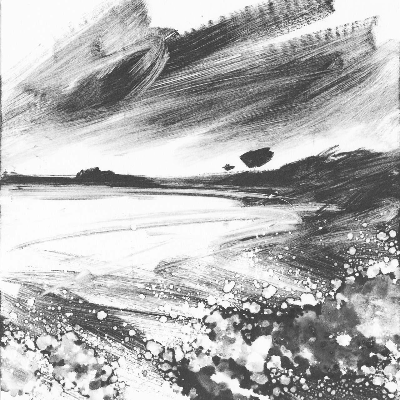 20-MT04 - Monotype Print