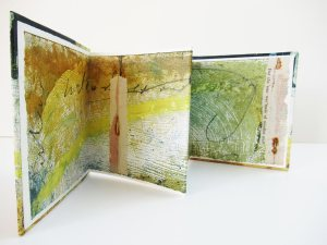 Artist Book No.1 by Sara Bevan