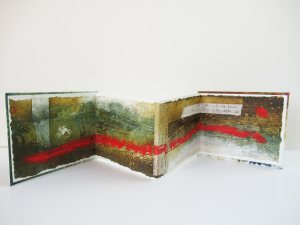 Artist Book No.2 by Sara Bevan