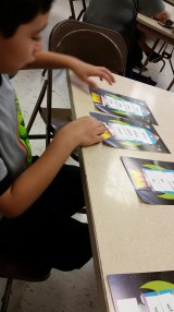 Baylor Summer Reading Camp - Thanks Grandma :)