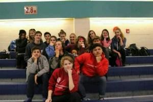 GISS swim team - The best