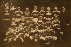 Saracens 1st XV 1906-07