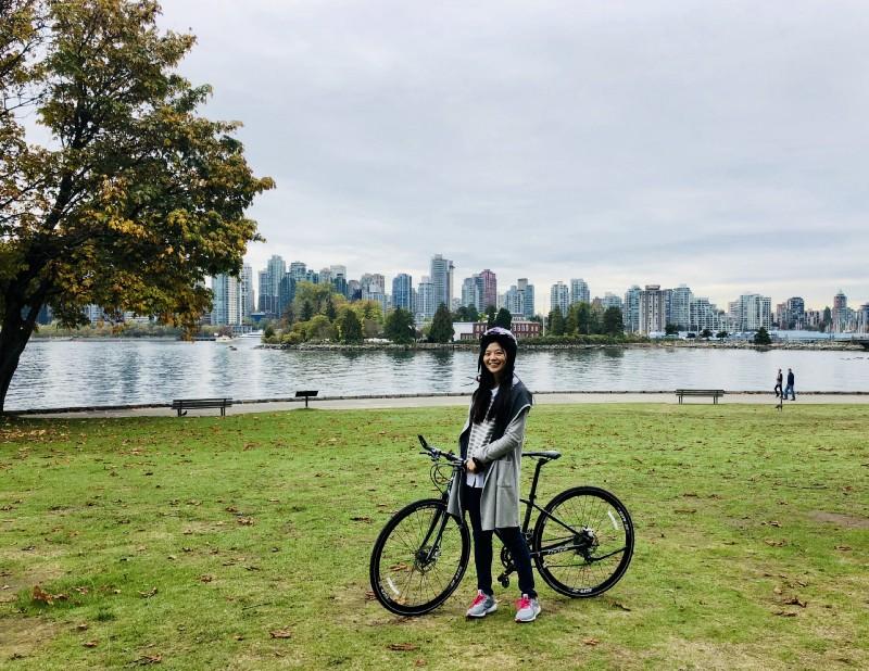 Stanley Park 騎單車盡賞沿海9公里美景