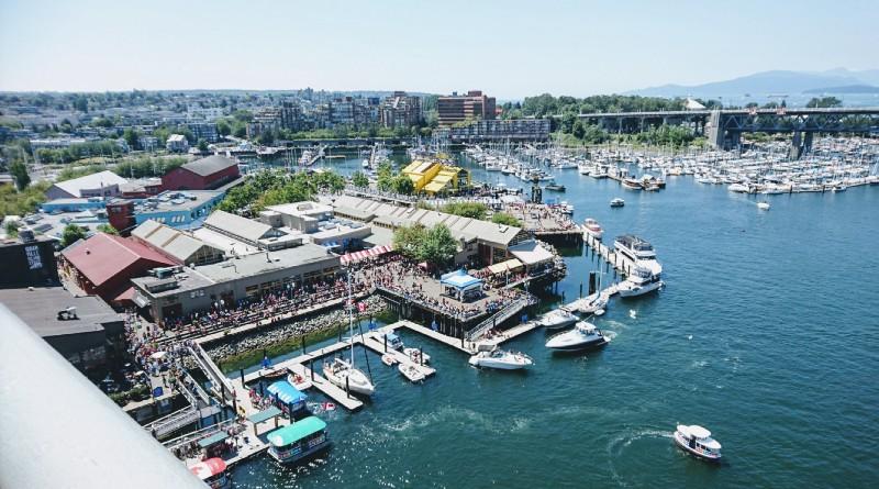 [溫哥華必去景點] 城市裡的小半島 Granville Island 菜市場也可以這麼好逛