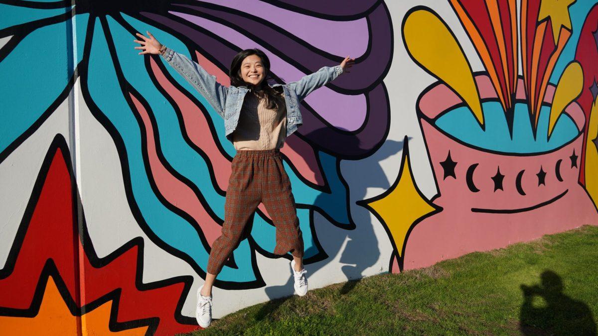 [溫哥華旅遊]豐富城市色彩的那些隱藏在巷弄裡的壁畫們-來趟壁畫之旅吧!