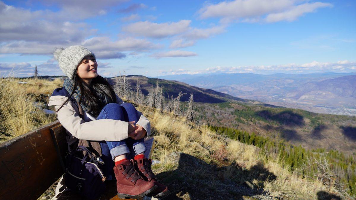 加拿大BC省Osoyoos 加拿大唯一的沙漠小鎮- Osoyoos Lake|俯瞰Osoyoos觀景台| MOUNT KOBAU|住宿(Part2)