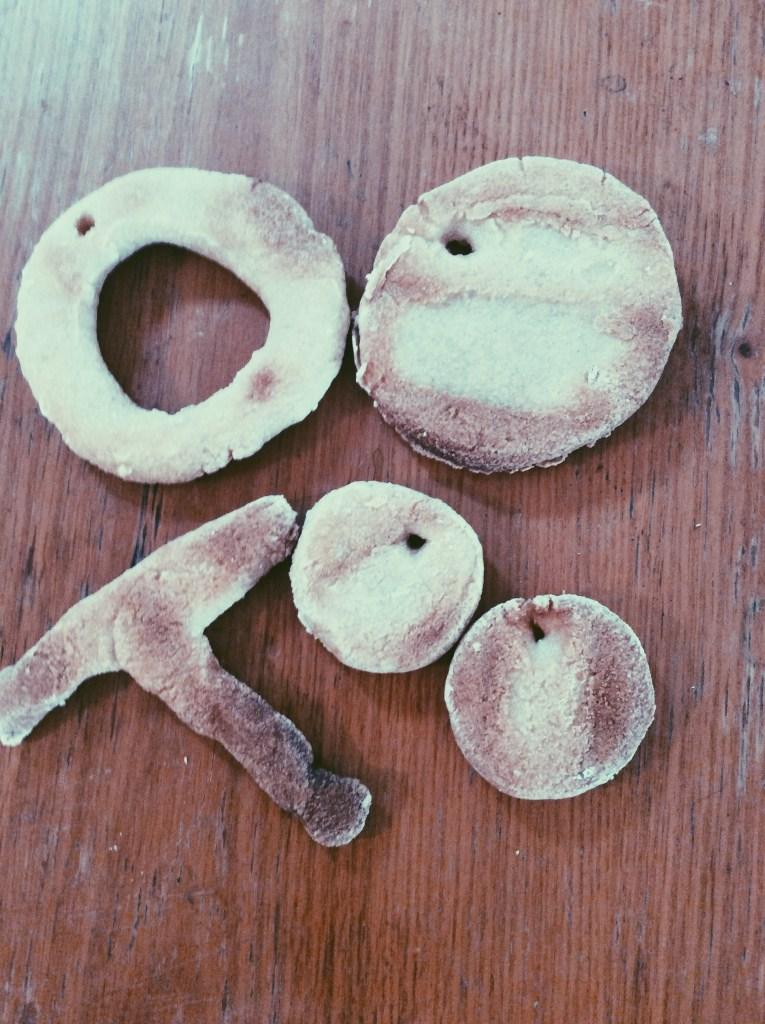 DIY : Pâte à sel maison [Recette, Réalisation, Cuisson, Conservation] - Bricolage dès 2 ans.