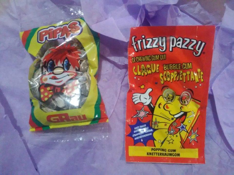 frizzy pazzy
