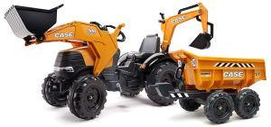 avis falk tracteur engin de chantier