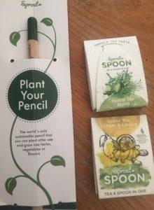 Comment sensibiliser ses enfants au recyclage grâce aux crayons de couleur à planter SPROUT?