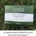 Le complément pousse et fortification de Luxeol Cheveux tient-il ses promesses?