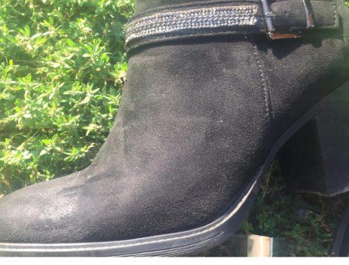 Look de rentrée : quand maman craque pour des chaussures Cendriyon.