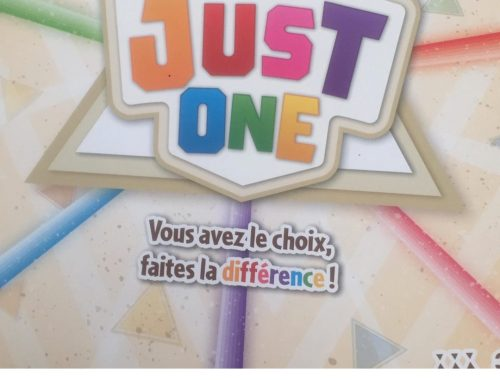Just One: le jeu de devinette coopératif innovant de Repos Production.
