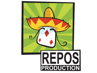 Repos production logo