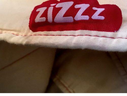 Zizzz, le confort d'une couette en fibre Swisswool adaptée aux 4 saisons.