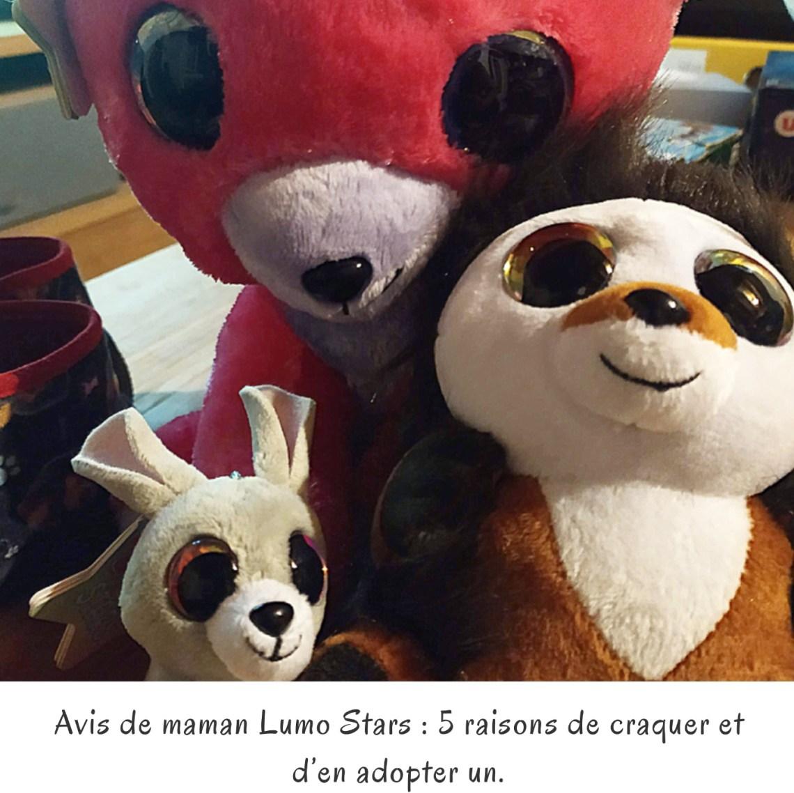 Avis de maman Lumo Stars : 5 raisons de craquer et d'en adopter un.