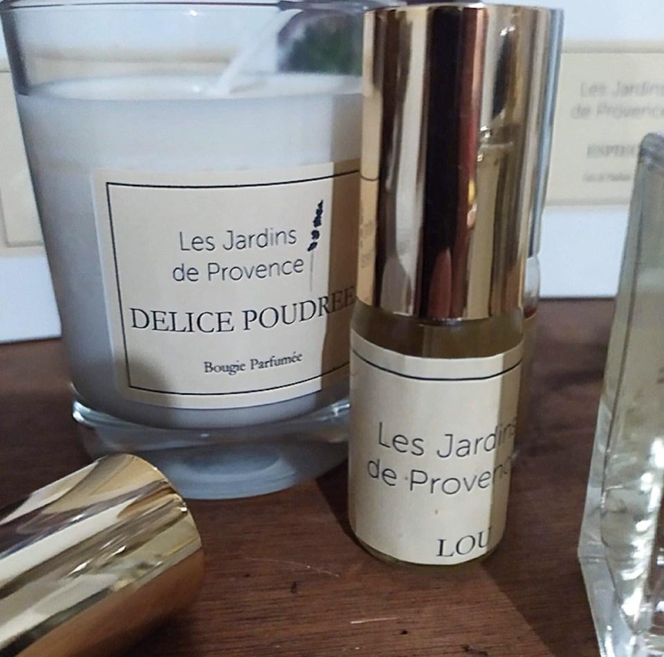 Les jardins de Provence, ou comment se sublimer avec un parfum.