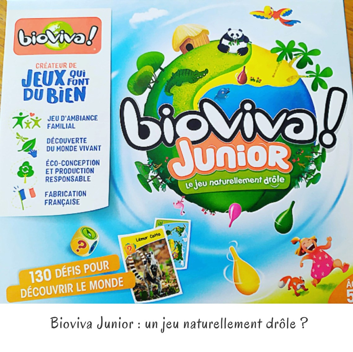 Bioviva Junior : un jeu naturellement drôle ?