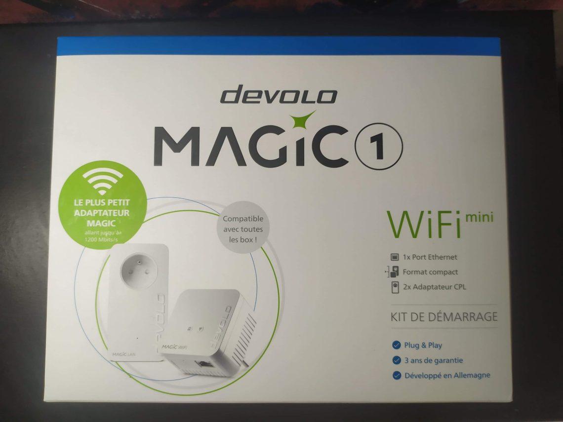Zoom sur le kit starter devolo Magic 1 wifi, que vaut-il ?