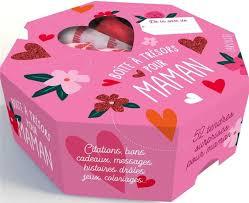 Boîte à trésors pour Maman de Larousse, un cadeau poétique !