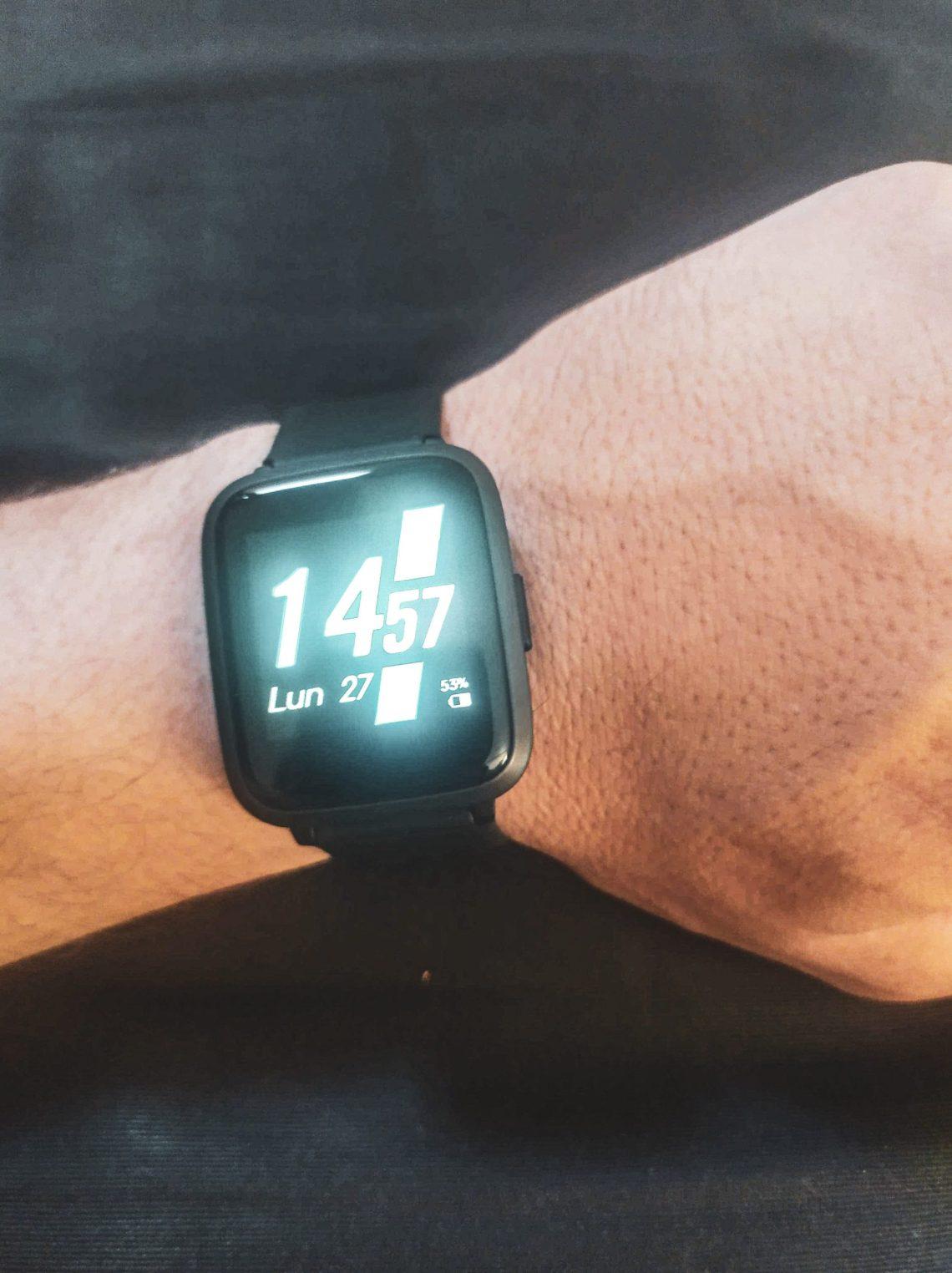 Zoom & Avis : Que vaut la montre Smart Watch Ufit Umidigi ?