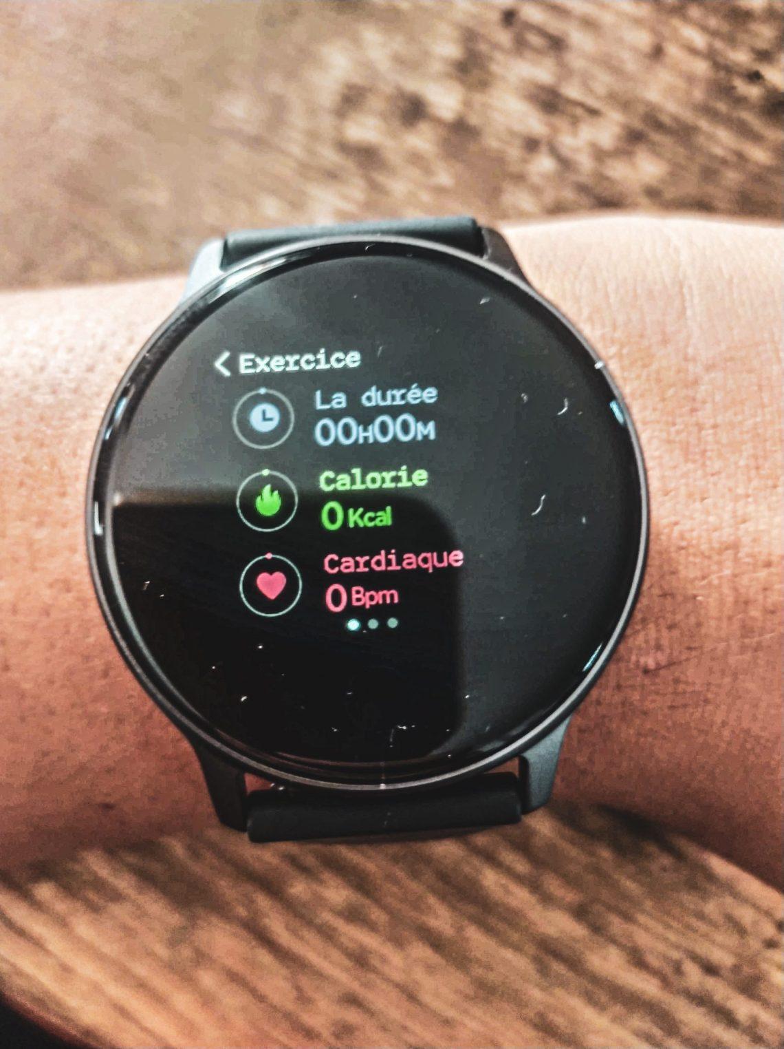 Zoom & Avis : Que vaut la montre Umidigi Uwatch 2S ?