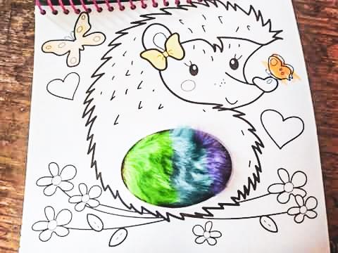 Quels sont les bienfaits du coloriage pour le développement de l'enfant ?