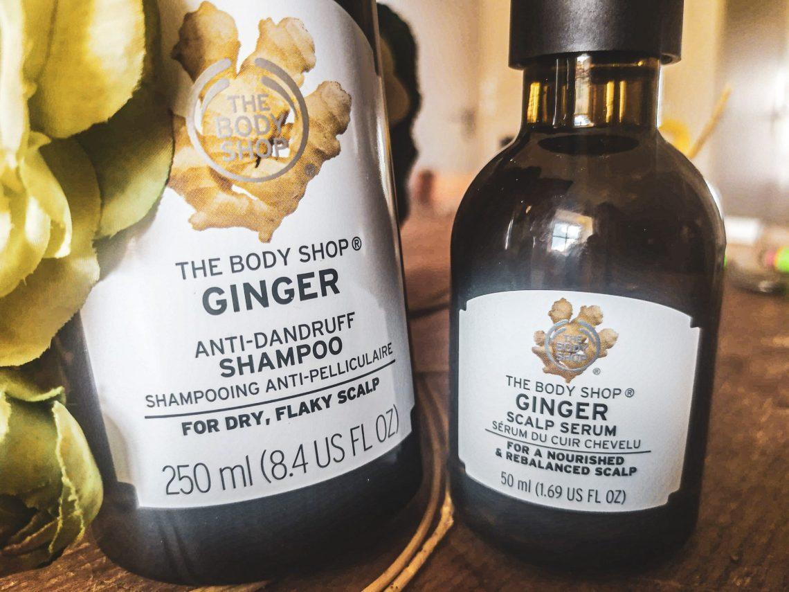 Quels sont les bienfaits du gingembre sur le cuir chevelu ? Quel est mon avis sur la gamme gingembre de the body shop ? Je te dis tout !