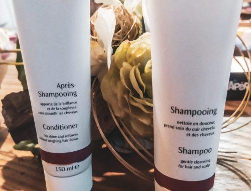 Que valent le shampoing et l'après shampoing Dr Hauschka ?